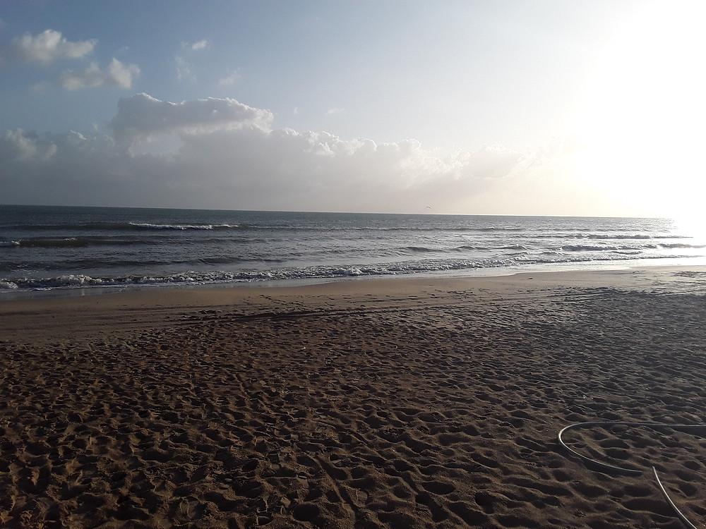 Beach in Grammarth
