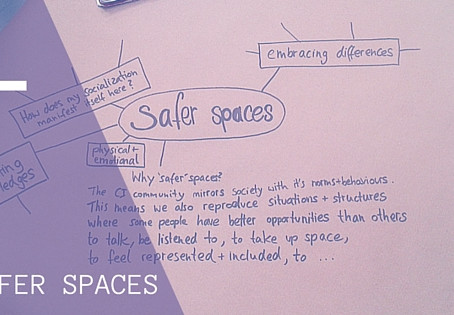 How can we create spaces where everyone's needs matter?