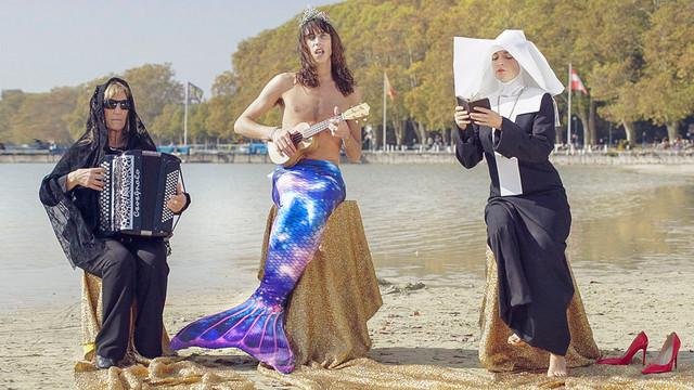 TEO JAFFRE • La sirène du lac