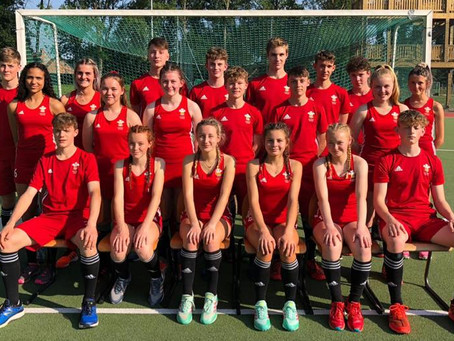 U16s EMBARK ON EUROHOCKEY 5S JOURNEY