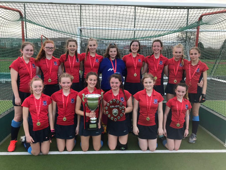 GLANTAF WIN THE DOUBLE AND ARE U14 NATIONAL SCHOOLGIRLS CHAMPIONS