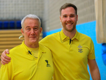 NEW LEVEL ONE UMPIRES TO BENEFIT FROM NEW MENTORING PROGRAMME!