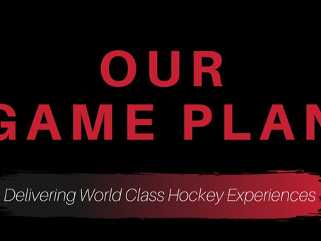 HOCKEY WALES UNVEILS NEW STRATEGIC INTENT
