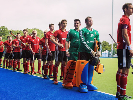 WALES DRAW WITH HOCKEY GIANTS PAKISTAN!