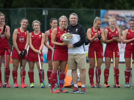 WALES SECURE WIN IN OPENING HOCKEY SERIES MATCH AGAINST TURKEY!
