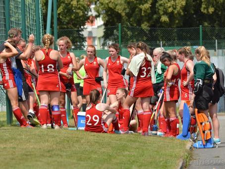 WALES U21 WOMEN READY FOR THEIR EUROPEAN CHALLENGE!
