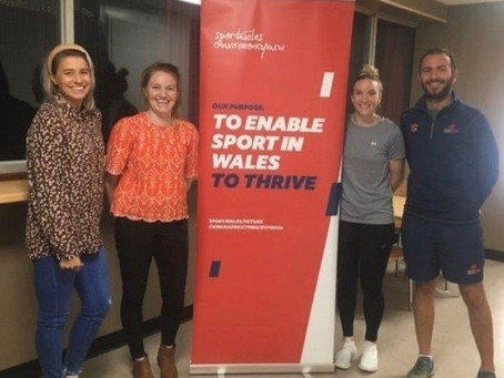 NEW COLLABORATION SEES PARENT & COACH ENGAGEMENT SESSIONS COME TO WALES