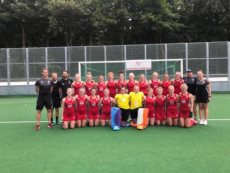 Test series win for Wales Women