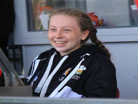 """""""I couldn't wait to apply and help hockey Wales…"""""""