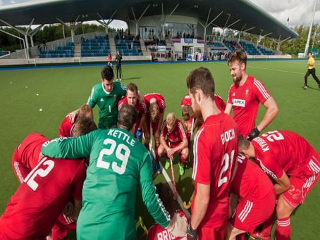 Final EuroHockey preparations go well for Wales!