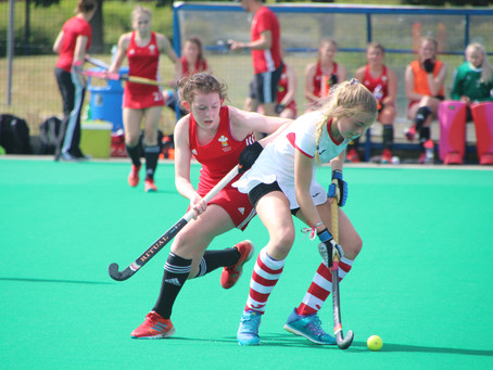 POSITIVE WEEKEND FOR WALES' U18 GIRLS AHEAD OF EUROS SELECTION!