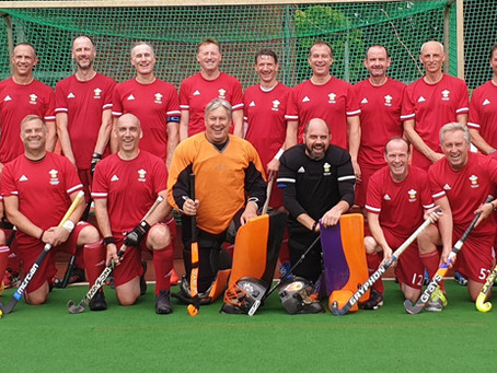 GET INVOLVED WITH MASTERS HOCKEY