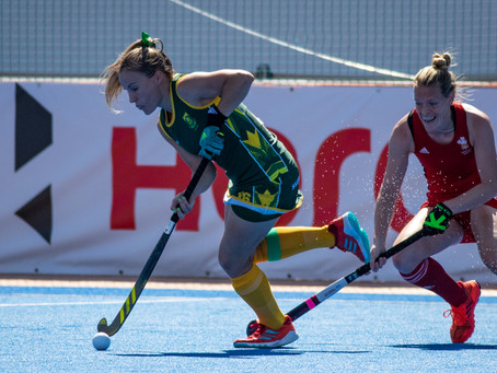 WALES ON TOP OF FIH SERIES FINALS POOL
