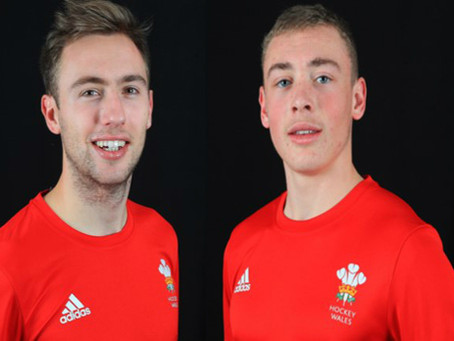 Francis & Draper secure place in GB!