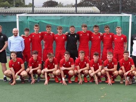 WALES U18 BOYS CLOSE THEIR EUROPEANS ON A HIGH!