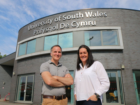 HOCKEY WALES PARTNER WITH THE UNIVERSITY OF SOUTH WALES