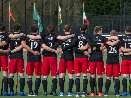 Wales Men's EuroHockey Indoor Championships III Squad Selected!