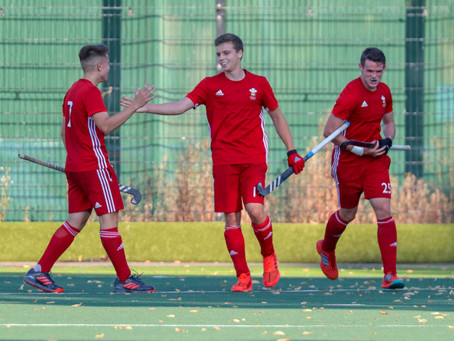 WALES DRAW IN OPENING GAME OF EUROHOCKEY CHAMPIONSHIPS II