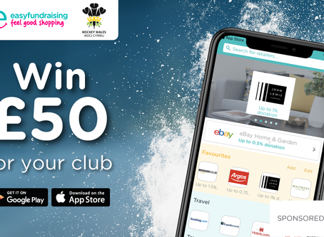 EASYFUNDRAISING COMPETITION FOR CLUBS