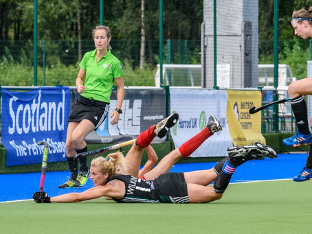 WALES COME 5TH IN EUROHOCKEY CHAMPIONSHIPS II