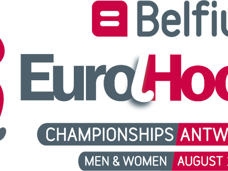 TICKETS FOR THE BELFIUS EUROHOCKEY CHAMPIONSHIPS 2019 NOW ON SALE!