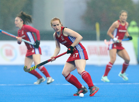 GB SELECTION FOR SARAH JONES AS FIH PRO LEAGUE SQUAD IS ANNOUNCED!