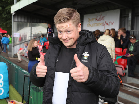BEN EATON STEPS DOWN FROM ROLE AS WALES WOMEN'S TEAM MANAGER!