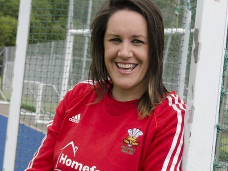 Ria Male joins Hockey Wales