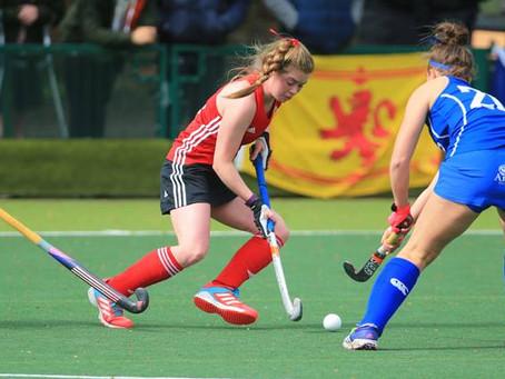 U21 WOMEN FACE SCOTLAND IN THREE MATCH TEST SERIES