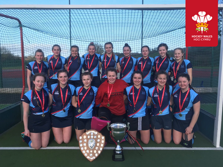 GLANTAF WIN U18 NATIONAL SCHOOLGIRLS TITLE