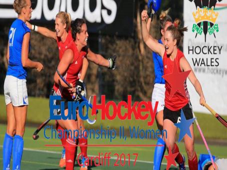 Women's EuroHockey Championship II 2017