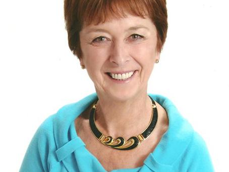 SHEILA MORROW AWARDED WITH HOCKEY WALES LIFE MEMBERSHIP