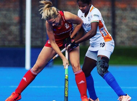 WILKINSON TO COMPETE IN FIH OLYMPIC QUALIFIERS