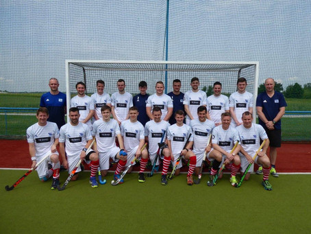 WHITCHURCH MEN TAKE EUROHOCKEY VICTORY LEADING TO PROMOTION