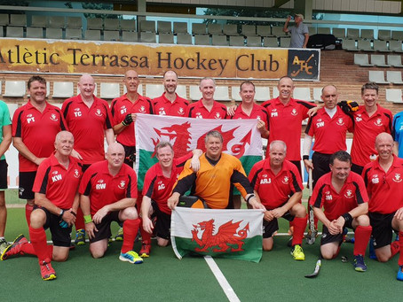 A World Cup Wrap Up for Wales Masters Teams