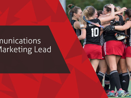 JOIN OUR TEAM AS COMMUNICATIONS AND MARKETING LEAD