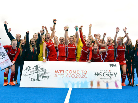 WELSH STARS ASSIST GB TO QUALIFY FOR THE OLYMPICS