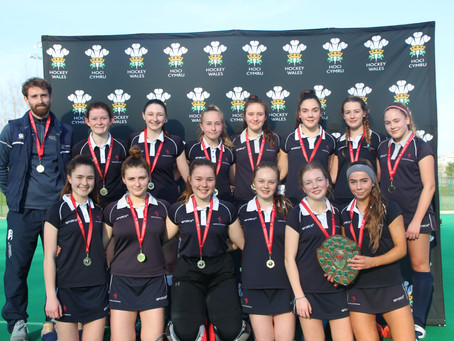 HOWELLS WIN U16 NATIONAL SCHOOLGIRLS TITLE