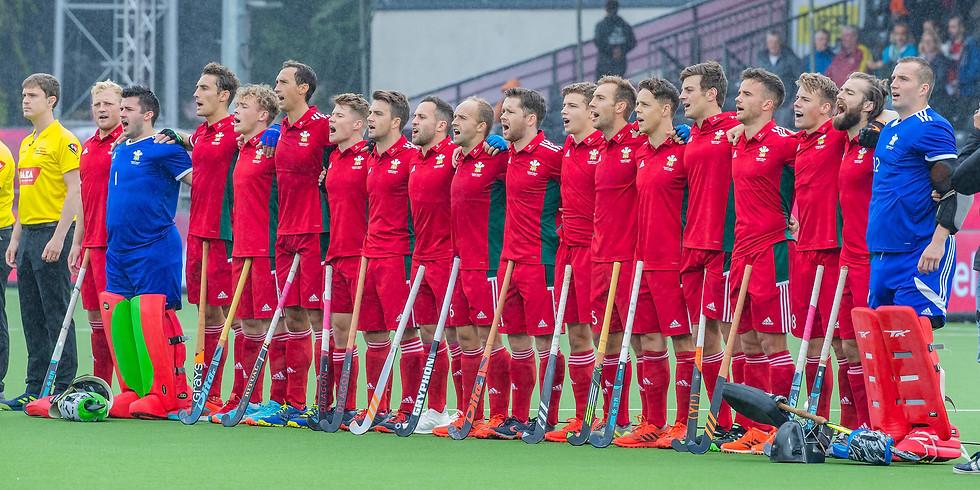 EHIC III: SLOVENIA vs WALES