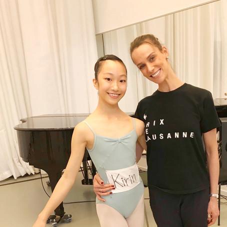 2020年スイス国立 チューリッヒダンスアカデミー入学生 Vol.1