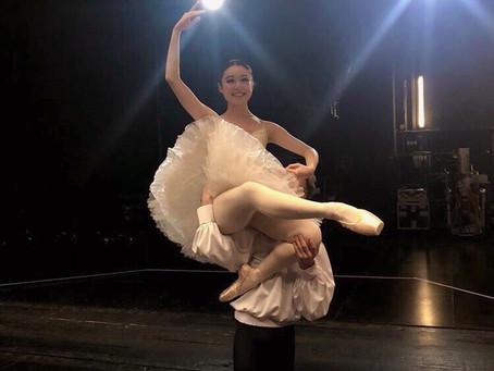 ジュニアバレエカンパニーアントワープJunior Ballet Antwerp(JBA)入団