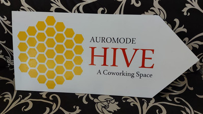 Auromode offices: The Hive