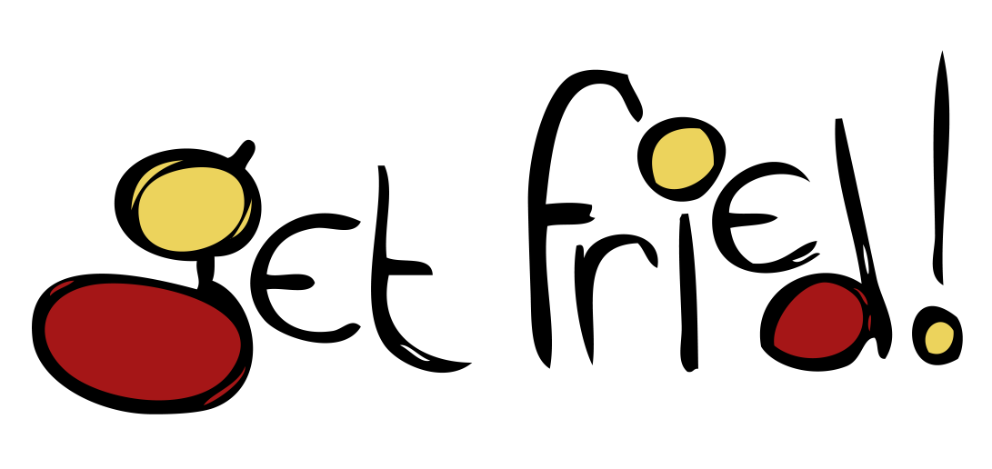 Get Fried Logo