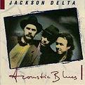 Jackson Delta - Acoustic Blues - 1989.jp