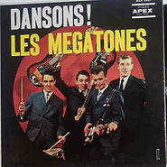Megatones - Dansons! - 1963.jpg
