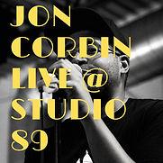 Jon Corbin - Live at Studio 89 - 2019.jp