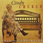 Cindy Church - Love On The Range - 1994.