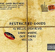 Good Brothers - Restricted Goods - 2008.
