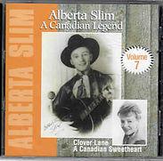 Alberta Slim - A Canadian Legend Volume