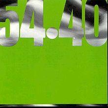 54-40 - 54-40 (Green Album) - 1986